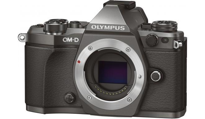 Olympus OM-D E-M5 Mark II Limited Edition Titanium  kere