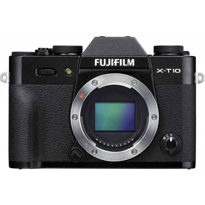 Fujifilm X-T10  корпус, черный