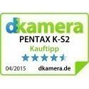 Pentax K-S2  kere, valge