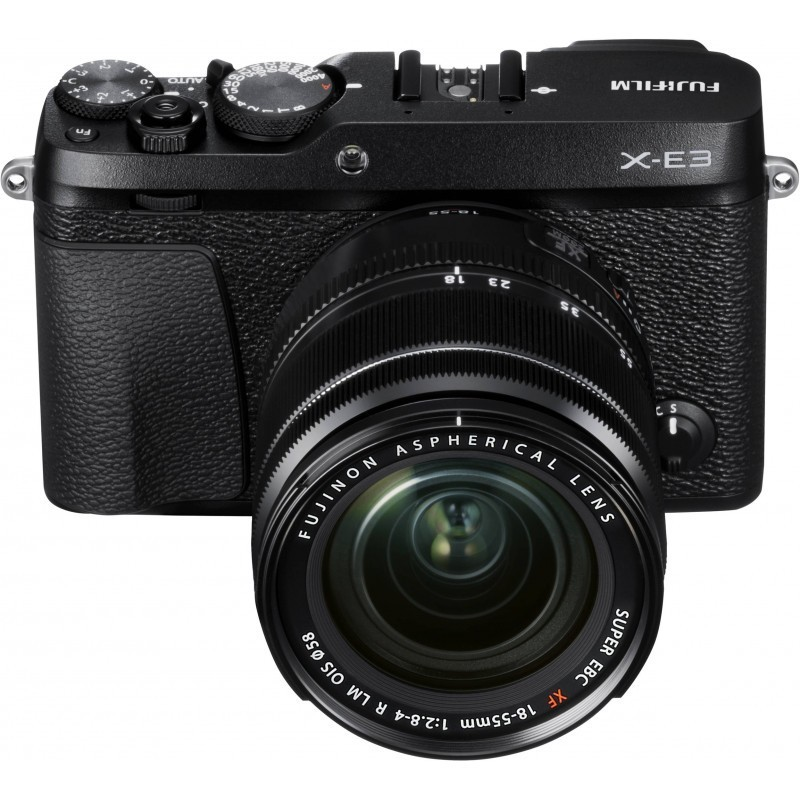 Fujifilm X-E3 + 18-55mm Kit, must