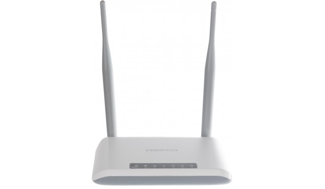 Omega Wi-Fi router 300Mbps (42297)