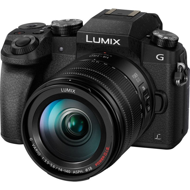 Panasonic Lumix DMC-G7 + 14-140mm Kit