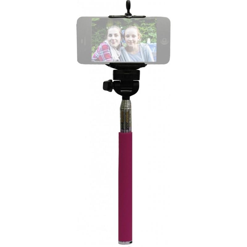 SelfieMAKER Smart käsistatiiv, roosa