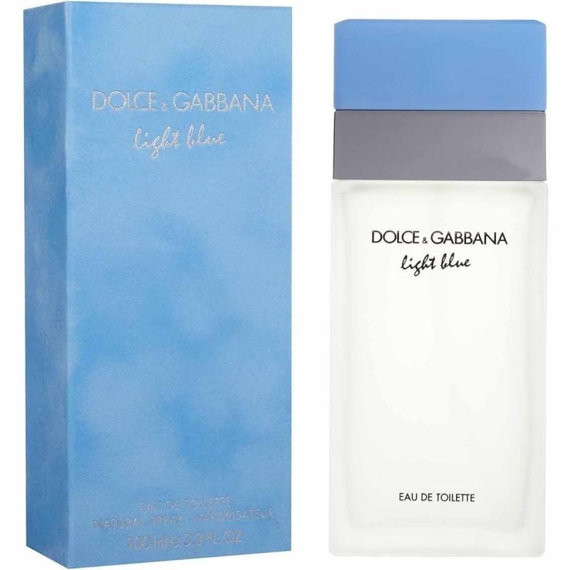 Dolce&Gabbana Light Blue Pour Femme Eau de Toilette 100ml