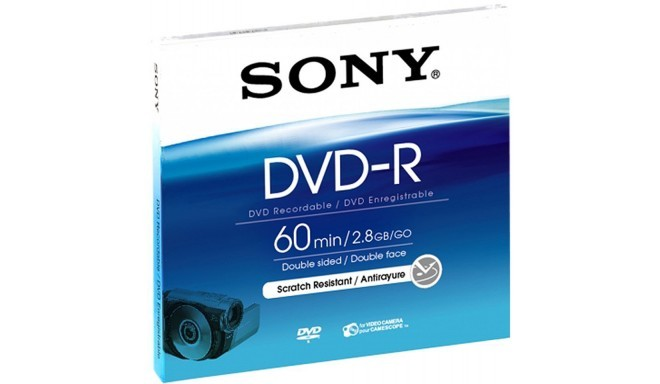 Sony DVD-R 2,8GB 60min mini