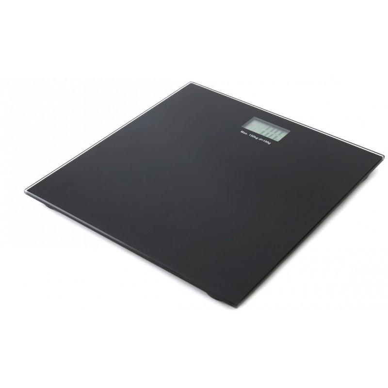Omega Bathroom Scale Obsb Black