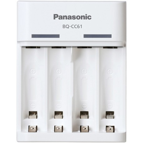 Panasonic eneloop зарядка BQ-CC61USB