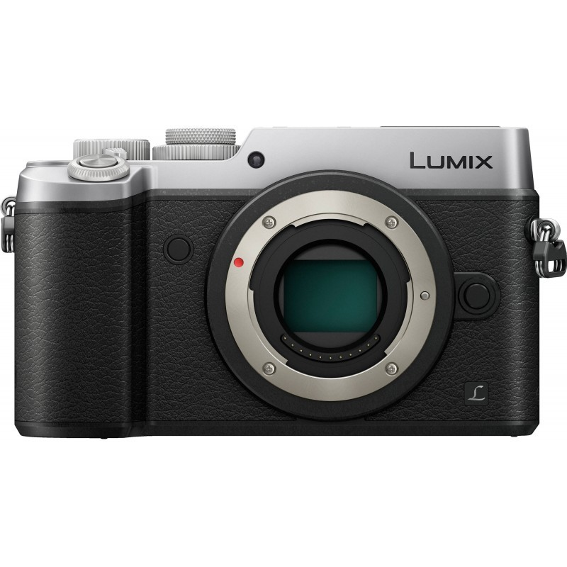 Panasonic Lumix DMC-GX8 корпус, серебристый
