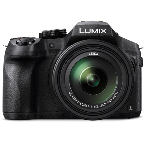 Panasonic Lumix DMC-FZ300, melns